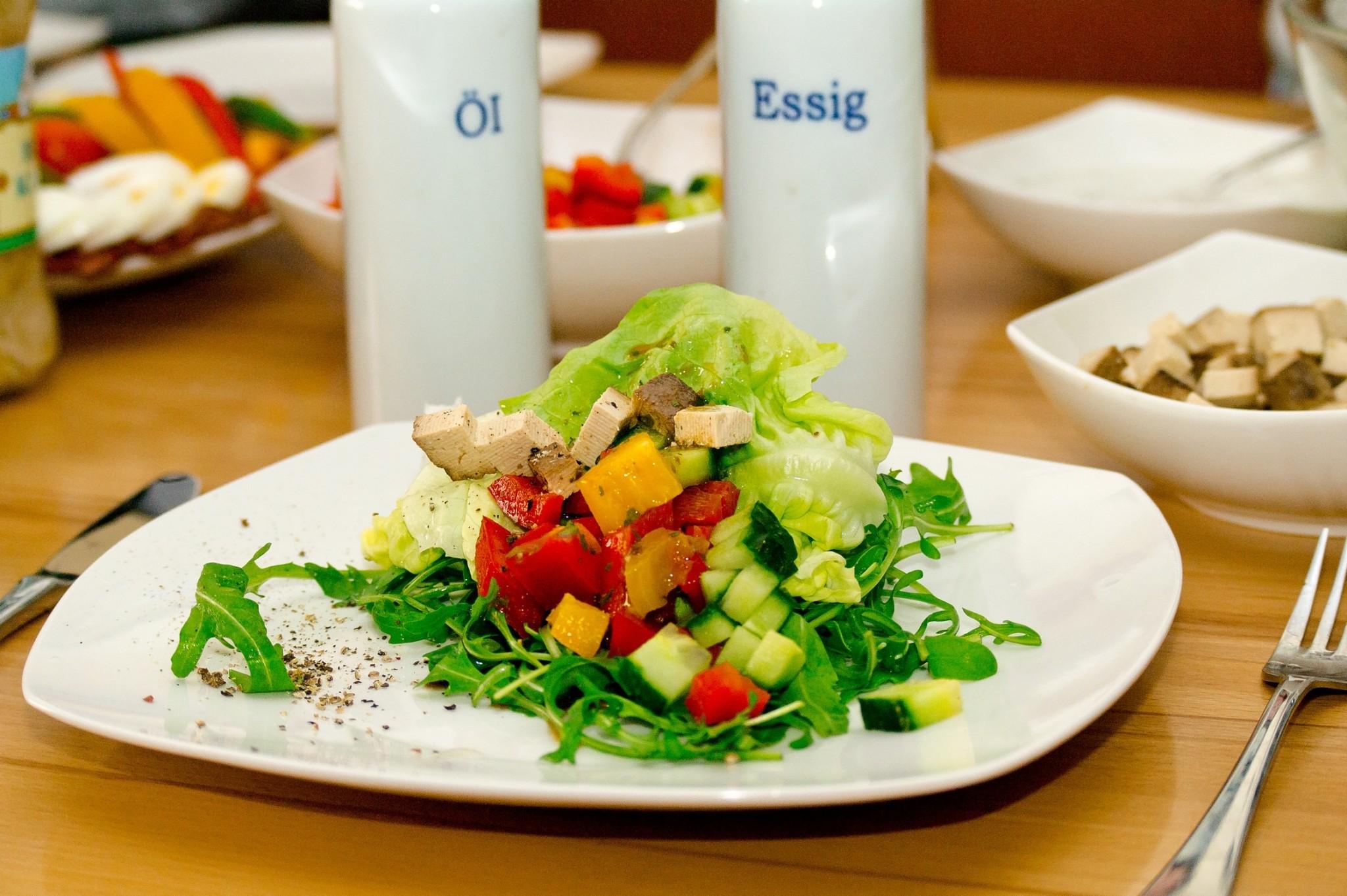 Für die Kleinen & für Salatfreunde