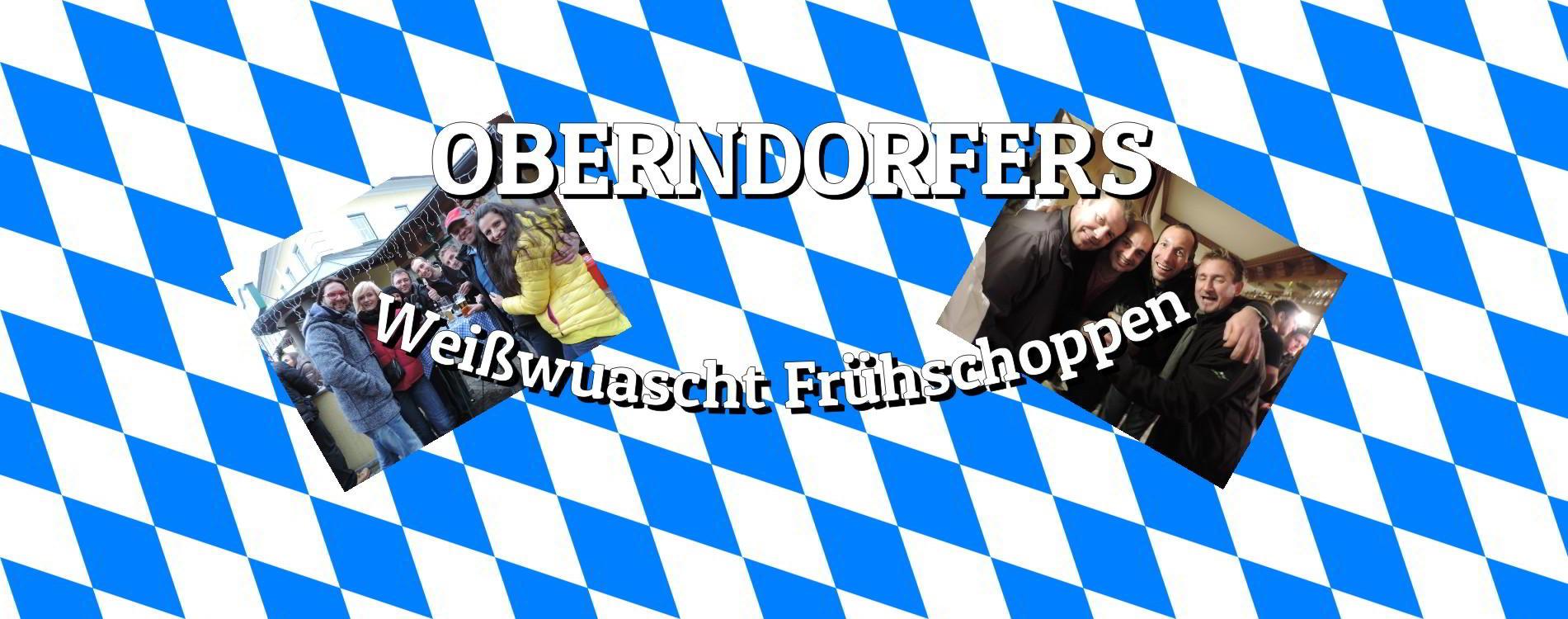 Weißwuascht Frühschoppen 2016 beim Oberndorfer